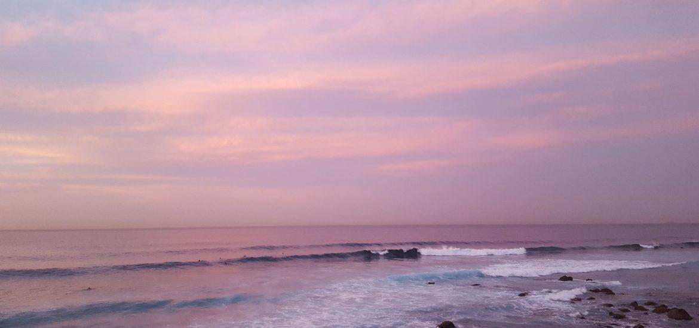 Surfen op Gran Canaria Moya